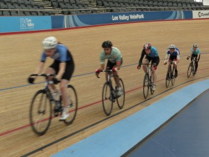 Team pursuit - Team 2