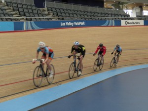 Team pursuit - Team 3